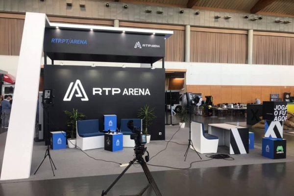 RTP Arena Moche xl Experts